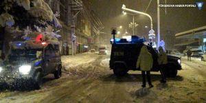 Van'da 13 göçmenin donarak öldüğü ihbarı