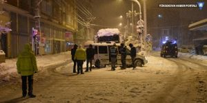 Tatvan-Van ve Tatvan-Bitlis karayolu ulaşıma kapatıldı