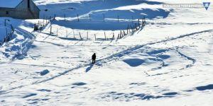 Hakkari'de 49 köy, 148 mezra yolu kapalı