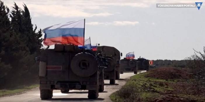Rusya: Haseke'deki ortak devriye Türkiye olmadan yapıldı