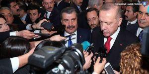 Erdoğan: Kadir, insani ve vicdani bir durum sergiledi