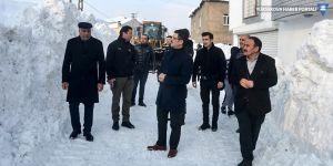 Yüksekova Kaymakamı Doğramacı: 5 bin kamyon kar şehir dışına taşındı