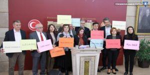 HDP: Tüm diller anayasal güvence altına alınmalı