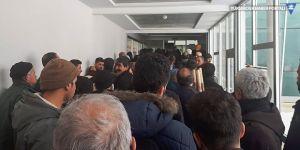Yüksekova'nın Esendere Gümrük Kapısında 'Koronavirüs' önlemi