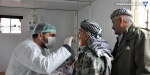Çukurca Üzümlü Sınır Kapısı'nda koronavirüs önelmi