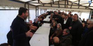 DTK, HDK, HDP ve DBP'den depremzedelere ziyaret: Yapıldığı söylenen şeyler yalan