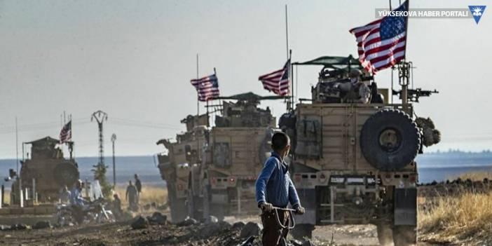 'Suriye'de 2 ABD askerinden haber alınamıyor'