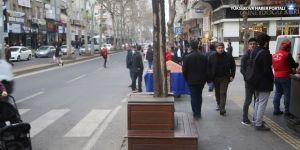 Diyarbakırlılardan kriz tepkisi: Dışarıda iş, evde huzur yok