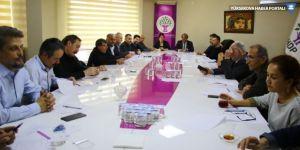 HDP, yeni dönem görevlendirmelerini yaptı