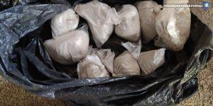 Van'da 4 kilo 506 gram eroin ele geçirildi