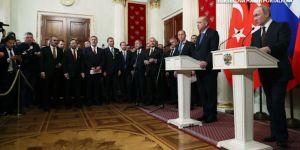 Çavuşoğlu: M4 Karayolu'nda güvenli koridor oluşturulacak