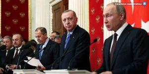 Erdoğan: Rusya ile aramıza kara kediler girdi