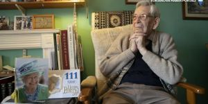Dünyanın en yaşlı erkeği: Siz asıl İspanyol gribini görecektiniz