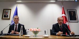 Erdoğan: NATO dayanışma göstermesi gereken kritik bir durumun içinde