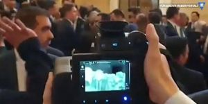 Erdoğan'a termal kamerayla virüs koruması