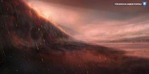 Üzerine demir yağan gezegen keşfedildi