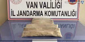 Yolcu otobüsünde 6 kilo 500 gram eroin ele geçirildi