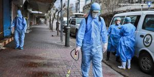 Süleymaniye'de bir kişide daha koronavirüsüne rastlandı