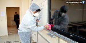 Van Bölge Eğitim ve Araştırma Hastanesi dezenfekte edildi