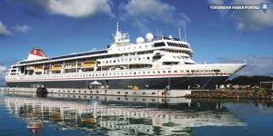 Hasta dolu gemiye Küba kucak açtı