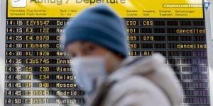 Almanya'daki koronavirüs vaka sayısında rekor sıçrama: Toplam sayı 6 bin 12'ye yükseldi