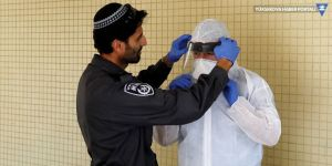 İsrail virüse karşı 'terör teknolojisi'ni devreye soktu