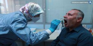 Korona virüsü testi 15 dakikada çıkacak