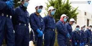 Erbil'de bir belde koronavirüs nedeniyle karantinaya alındı