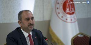 Adalet Bakanı Gül: Cezaevlerinde pozitif koronavirüs vakasına rastlanmadı, adliyelerde esnek çalışma başlatıldı