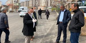 Şırnak'ta HDP'den koronaya karşı 'evde kal' çalışması