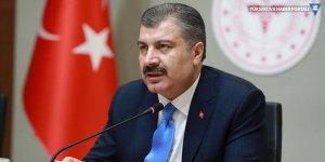 Bakan Koca, DSÖ'ye Türkiye'nin koronavirüsle mücadelesini anlattı: Ülkemiz düşük rakamlara kanarak rehavete kapılmayacak