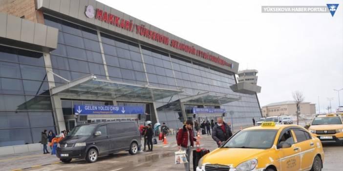 Yüksekova Havalimanına termal kamera kuruldu