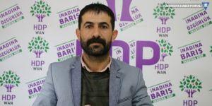 HDP Van İl Eşbaşkanı Kava: Halk hastalıkla yüz yüze