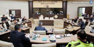 Van'da şehirler arası seyahat izinleri için komisyon oluşturuldu