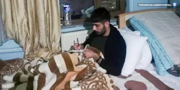 İnsanlık Diyarbakır'da bir otel odasında karantinada: Ahmed Hami evine dönmek istiyor