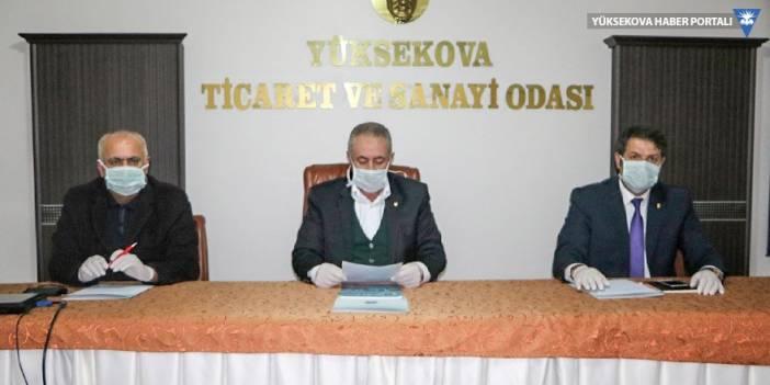 Yüksekova'da 'Bir iyilik hareketi de sen başlat' kampanyası