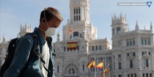 İspanya'da ölü sayılarında azalma eğilimi
