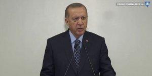 Erdoğan: 31 şehre araç giriş-çıkışı yasaklandı