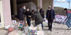 Esendere Belediyesi, 500 aileye gıda yardımı yaptı
