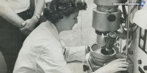 Koronayı ilk keşfeden bilim insanı: June Almeida