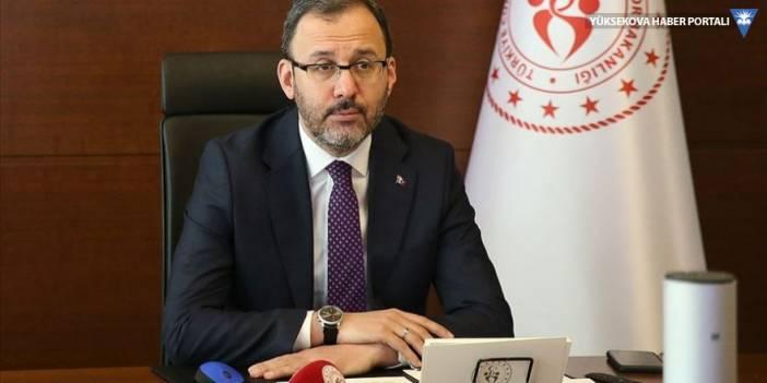 Bakan Kasapoğlu: 76 ildeki yurtlarda 23 bin 801 vatandaş gözlem altında