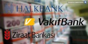 Kamu bankalarından ortak açıklama: Her 100 başvurunun 86'sı karşılandı