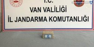 Van'da bir kilogram eroin ele geçirildi