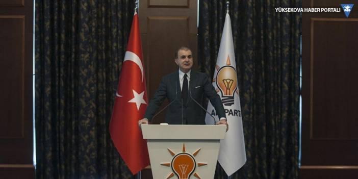 AK Parti Sözcüsü Çelik: Bir daha bu ülkede Yassıada rejimi asla hayata geçmeyecektir