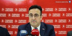 THY Yönetim Kurulu Başkanı Aycı: Uçakta sosyal mesafe kuralına boş koltukla uyulmaz