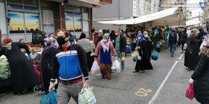 Satış yasağı olan pazarcılara yönelik kısıtlama kaldırıldı