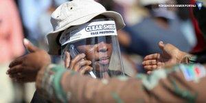 Koronavirüs Afrika'da yayılıyor: Vaka sayısı 57 bin 500'ü geçti