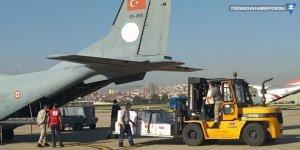 Türkiye'den iki ülkeye daha tıbbi yardım