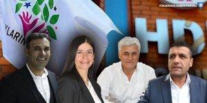 HDP'li dört belediye eşbaşkanına gözaltı