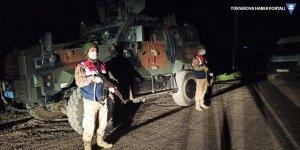 Yüksekova'da Kovid-19 nedeniyle bir köy giriş çıkışa kapatıldı